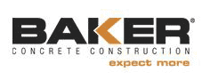 Baker Concrete Construction Logo