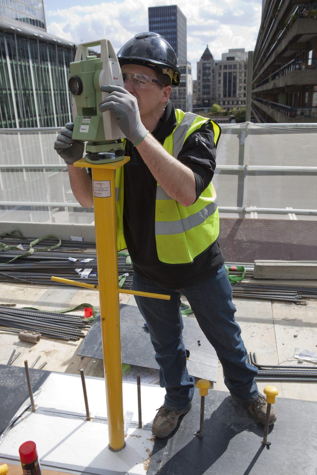 Survey Monitoring Equipment